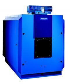 Напольный чугунный котёл на газе или дизельном топливе Buderus Logano GE615 30005919-660 кВт (в собр. виде)