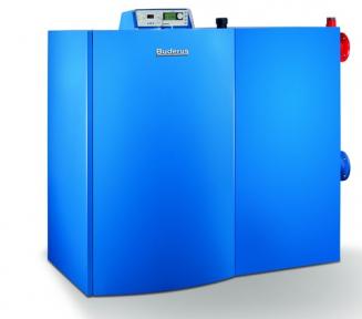 Напольный газовый конденсационный котел Buderus Logano plus GB402 7736613553 - 320 кВт