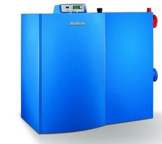 Напольный газовый конденсационный котел Buderus Logano plus GB402 7736613554 - 395 кВт