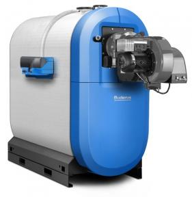 Напольный газовый конденсационный котел Buderus Logano plus SB745 8738603417 - 1000 кВт