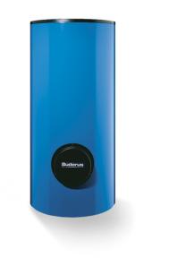 Вертикальный бак-водонагреватель с приварным гладкотрубным теплообменником Buderus Logalux SU 500.5-B -500 л 7736502256