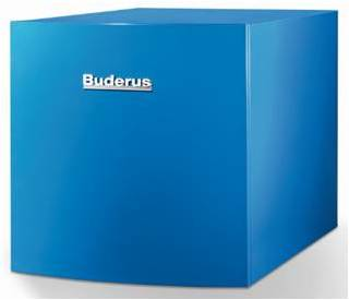 Горизонтальный бак-водонагреватель с приварным гладкотрубным теплообменником Buderus Logalux L135-135 л 7735500047