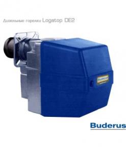Одноступенчатая дизельная горелка Buderus Logatop DE 2.1-2011 (170 кВт) -105 кВт 7738300251
