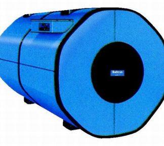 Горизонтальные баки-водонагреватели со сменным гладкотрубным теплообменником емкостью Buderus Logalux LTN/LTH/LTD 400-6000
