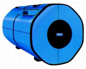 Горизонтальный бак-водонагреватель со сменным гладкотрубным теплообменником Buderus Logalux LTN1500 1500 л 5652140