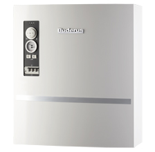 Настенные электрические котлы 4 - 60 кВт Buderus