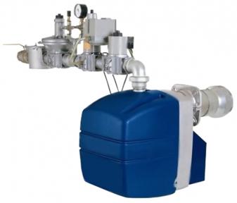 Двухступенчатая газовыая горелка Buderus Logatop GZ 3.3-3306 530/750 кВт 7747208673