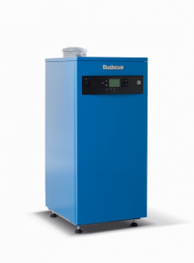 Напольный газовый конденсационный котел Buderus Logano plus GB102-16 7731600013 - 17 кВт
