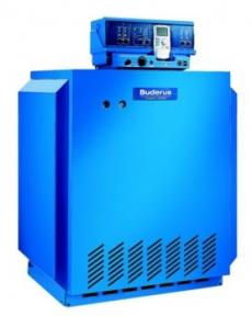Напольный газовый чугунный котёл Buderus Logano G334WS (AW.50.2-Kombi) 7738503648 - 94 кВт без системы управления
