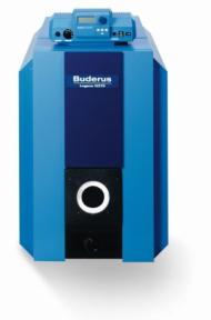 Напольный чугунный котёл на газе или дизельном топливе Buderus Logano G215WS 30008374 -64 кВт без системы управления